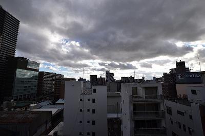 【展望】レオンコンフォート難波