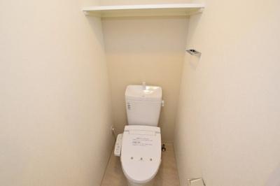 【トイレ】ジュネーゼグラン難波ミラージュ