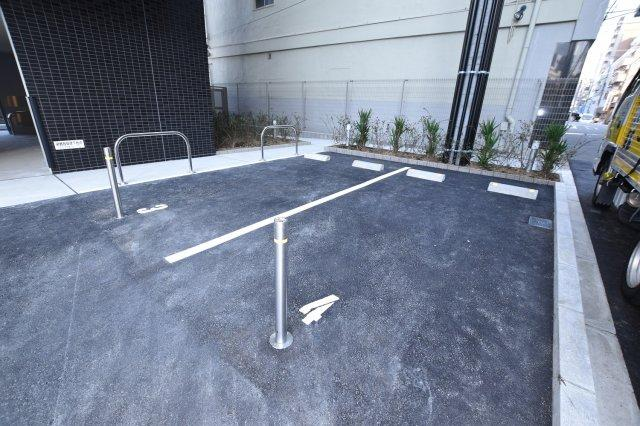 【駐車場】プレサンス難波クチュール