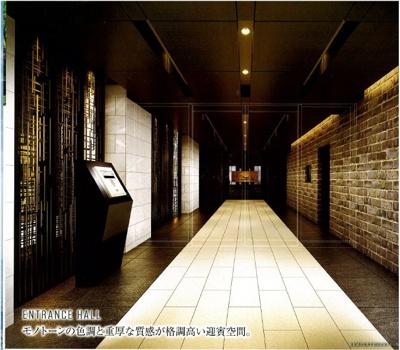 【エントランス】プレサンス阿波座駅前