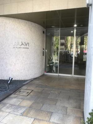 【エントランス】BRAVI南堀江