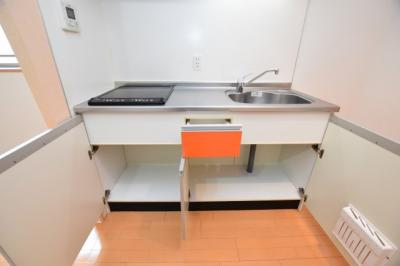 【キッチン】大阪PRESTIGE ACCOMMODATION