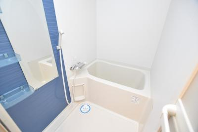【浴室】大阪PRESTIGE ACCOMMODATION
