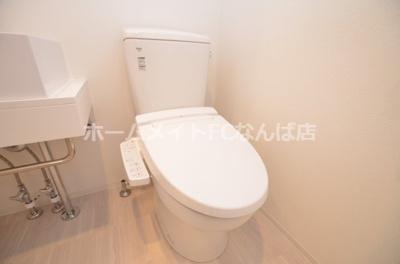 【トイレ】アドバンス新大阪ラシュレ