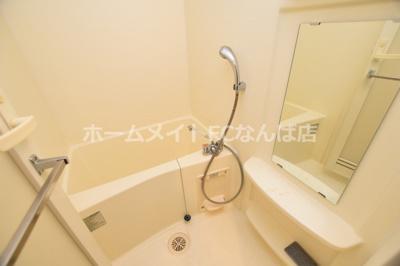 【浴室】アスヴェル難波EAST