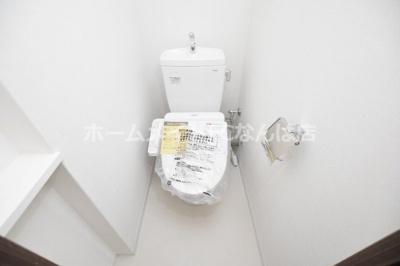 【トイレ】エスカーサ大阪WEST九条駅前