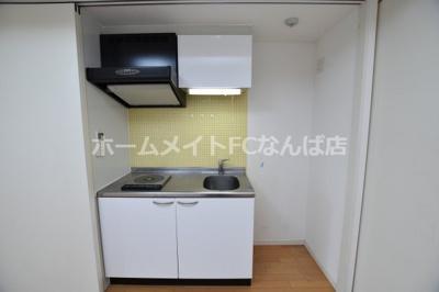 【キッチン】エイペックス東心斎橋Ⅰ