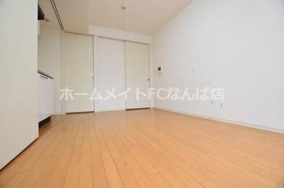【寝室】エイペックス東心斎橋Ⅰ