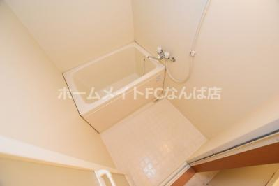 【浴室】ワイズコート難波ウエスト