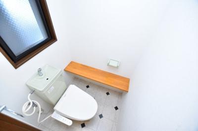【トイレ】キャナルコート松屋町
