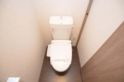 【トイレ】ファーストフィオーレ新大阪グランデ