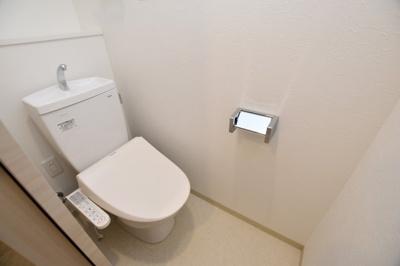 【トイレ】スプランディッド難波元町