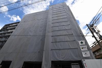【外観】プレジオ城東中央