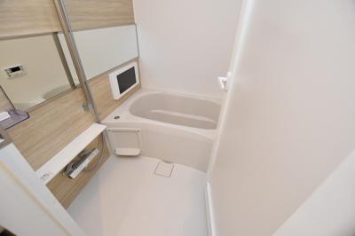 【浴室】プレジオ城東中央