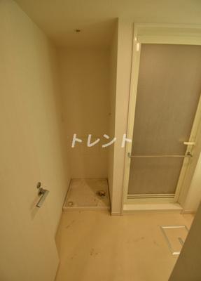 【洗面所】グラディート汐留ロッソ