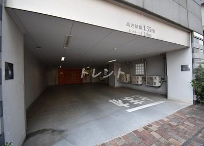 【駐車場】グラディート汐留ロッソ