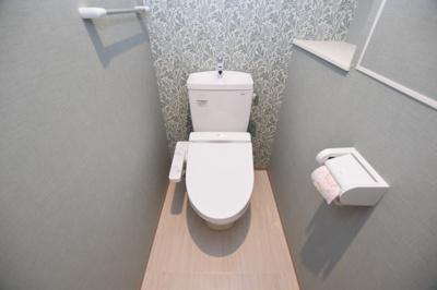 【トイレ】リンデンプラザ心斎橋