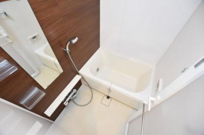 【浴室】リンデンプラザ心斎橋