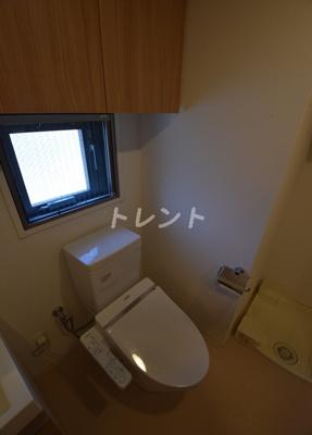 【トイレ】ベルジューレ神保町