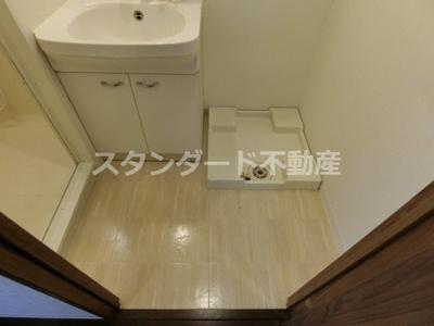 【洗面所】レジュールアッシュ梅田LUXE