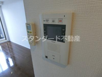 【セキュリティ】レジュールアッシュ梅田LUXE