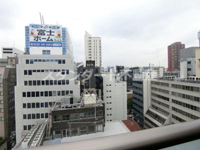 【展望】レジュールアッシュ梅田LUXE