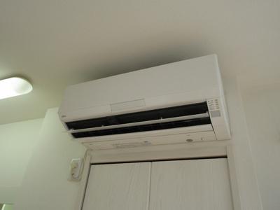 エアコン一台設置☆