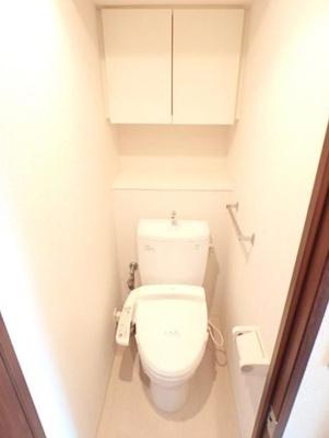 アヴァンツァーレ川崎イーストのトイレ ※別部屋参照