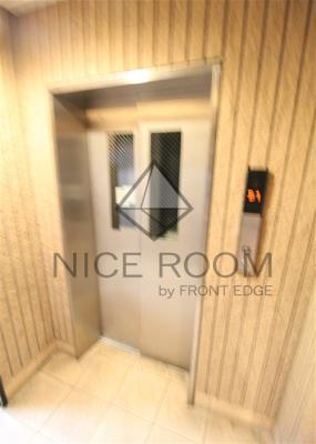 リクレイシア西麻布Ⅰ番館 エレベーター