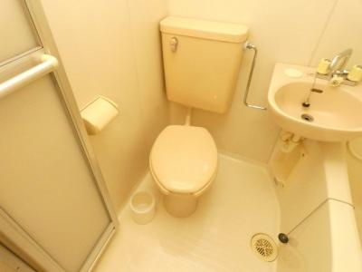 【トイレ】レディースマンションサントロペ
