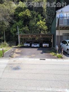 【区画図】43258 岐阜市万力町土地