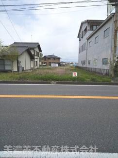 【外観】43547 岐阜市茶屋新田土地
