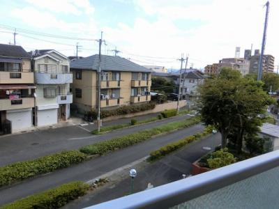 【現地写真】見晴らしのいい眺望です♪ 気持の良い風を感じてください♪