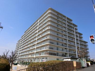 【現地写真】 鉄骨 鉄筋コンクリート造の255戸♪大型分譲マンション♪