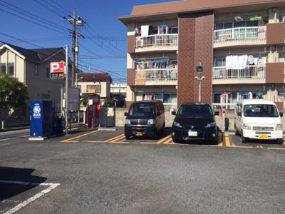 【駐車場】美藤マンション