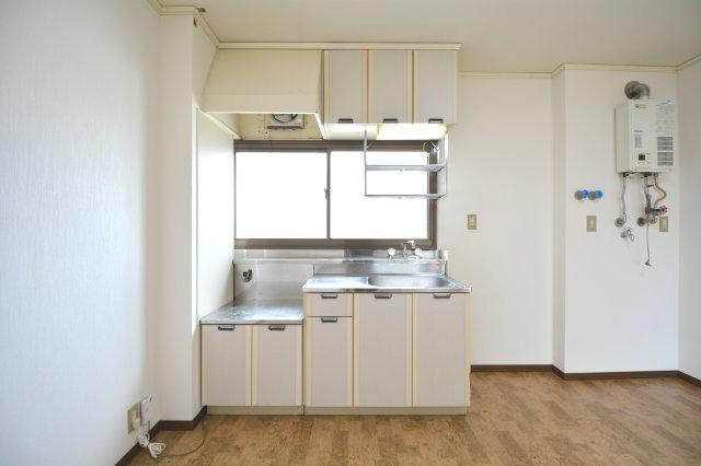 冷蔵庫、洗濯機も置けます。