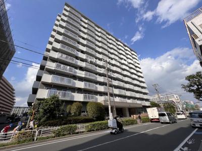 【エントランス】ゾンネンハイム北砂 6階 リ フォーム済 西大島駅10分