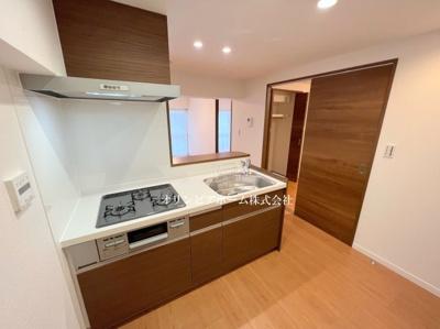 【展望】ゾンネンハイム北砂 6階 リ フォーム済 西大島駅10分