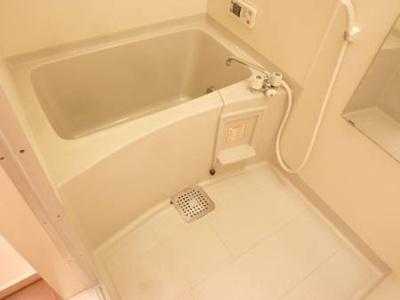 【浴室】グランアクシス堅田 B棟