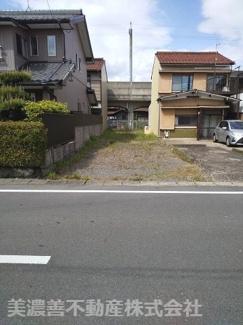 【外観】47049 岐阜市祈年町土地