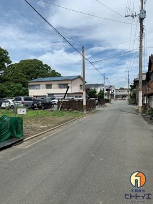 売地 八女市本町 八女福島伝統的建造物群保存地区