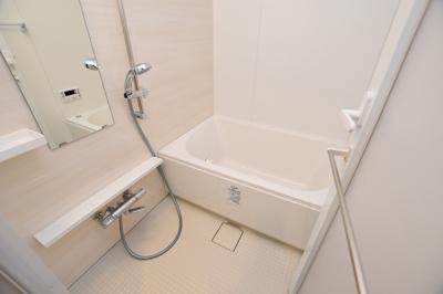 【浴室】ル・セードル天神橋