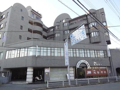 【外観】ジャルダン三田3番館