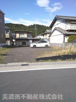 【区画図】50232 岐阜市加野土地