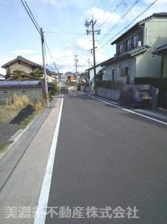 【外観】50232 岐阜市加野土地