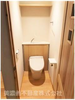 【トイレ】51130 メゾンドシャルドネ長良おぶさ