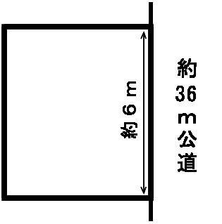 【区画図】51693 岐阜市金町土地