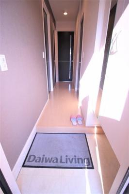 【玄関】サンディアコート