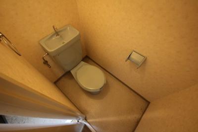 【トイレ】グランパラッツォ
