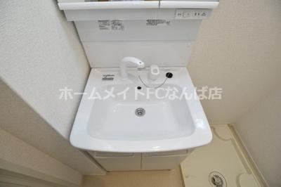 【独立洗面台】ウィステリア諏訪